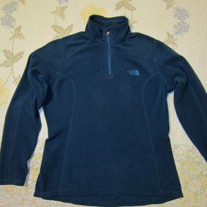 The North Face Fleece size Small 1/4 zip